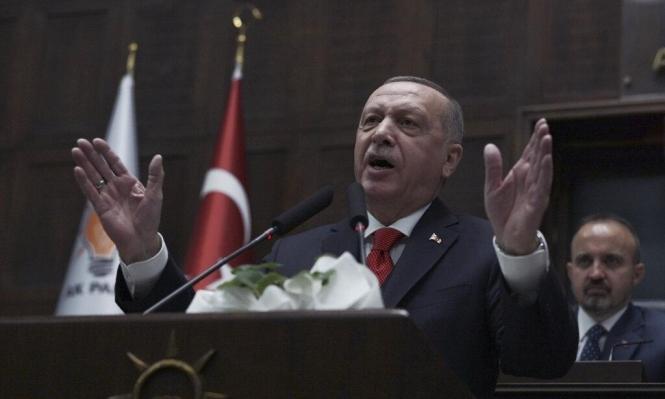 """""""أمان"""" تضيف تركيا إلى قائمة التهديدات على إسرائيل"""