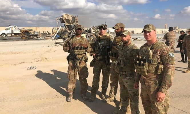 """بذريعة محاربة """"داعش"""": أميركا تستأنف عملياتها العسكرية مع العراق"""