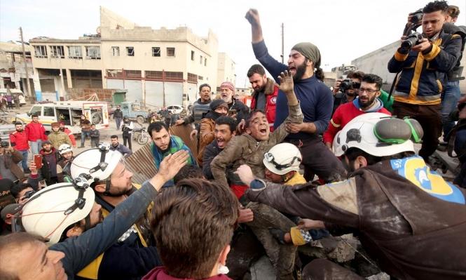 إدلب: 39 قتيلًا في معارك بين النظام والفصائل