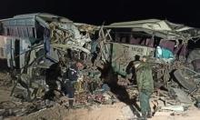 12 قتيلا و46 جريحا في حادث مروري في الجزائر