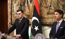 عشية قمة برلين: السراج يدعو إلى نشر قوات دولية في ليبيا