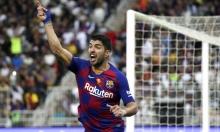 برشلونة لا يسعى لضم بديل لسواريز
