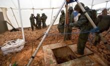 تكنولوجية إسرائيلية لكشف أنفاق عند الحدود مع لبنان