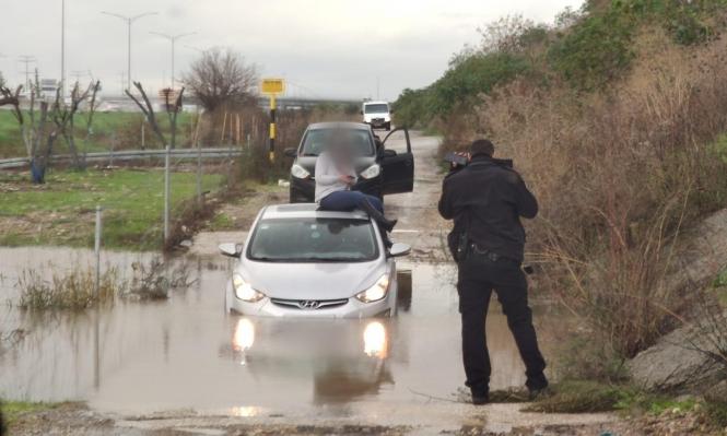 يوم عاصف: أمطار غزيرة وسيول وفيضانات