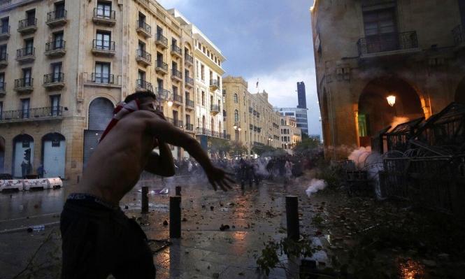 احتجاجات لبنان وأثرها على إسرائيل