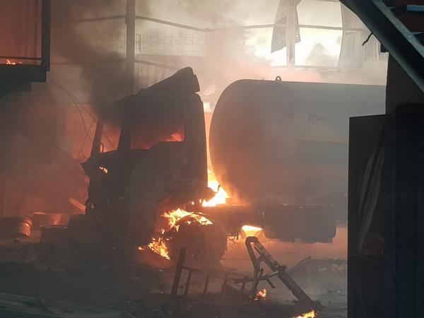 طمرة: إصابات خطيرة إثر انفجار في المنطقة الصناعية