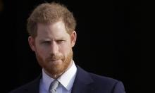 """هاري يعبّر عن """"حزنه"""" للطريقة التي خرج بها من قصر باكنغهام"""