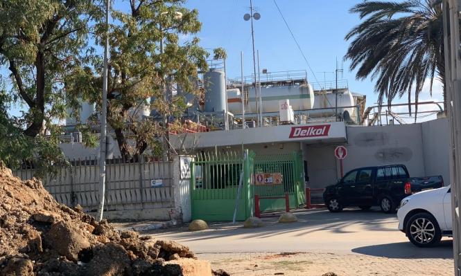 حي المحطة في اللد: رائحة الأمراض تفوح بالمكان