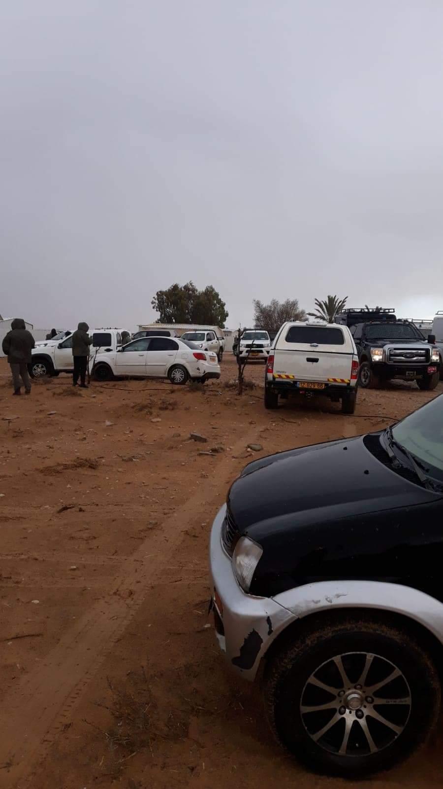 النقب: إصابات واعتقالات خلال اقتحام بير هداج