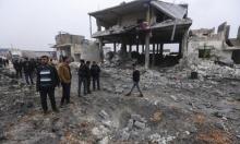 الطيران الروسي يرتكب مجزرة جديدة بحق المدنيين في إدلب