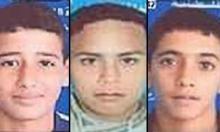 استشهاد ثلاثة شبان برصاص الاحتلال جنوب قطاع غزة