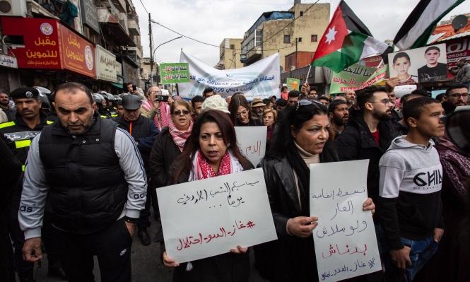 ضباط إسرائيليون يحذرون حكومتهم من المس بكرامة الأردن