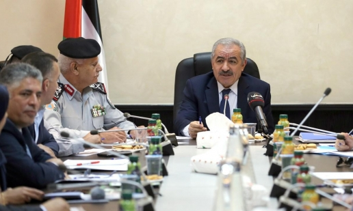 اشتية: لدينا إرادة سياسية للحفاظ على كامل الأراضي الفلسطينية