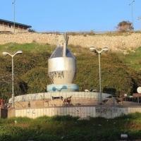 بلدية أم الفحم: مشروع النافورة لم يُلغَ