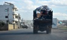 سورية: 36 ألف نازح جراء قصف النظام خلال يومين