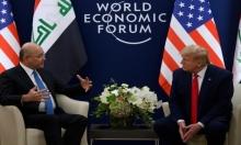 ترامب يلمح إلى احتمال فرض عقوبات على العراق