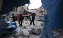 مقتل ثمانية مدنيين بقصف روسي في شمال غرب سورية