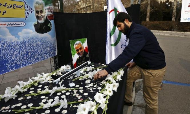 تقرير إسرائيلي: محاربة إيران ينبغي أن تتركز على سورية