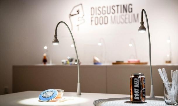 متحف طعام مثير للاشمئزاز يكشف عن الطبيعة البشريّة