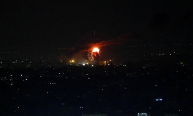انفجار داخلي في غزة يفعل صافرات الإنذار في مستوطنة