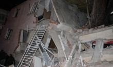مقتل 4 أشخاص في زلزال ضرب شرقي تركيا