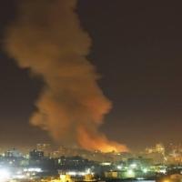 طيران الاحتلال يستهدف مواقع للمقاومة في غزة