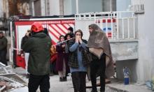 تركيا: 21 قتيلا في زلزال وأكثر من ألف إصابة