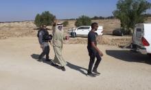 التحقيق مع شيخ العراقيب صياح الطوري