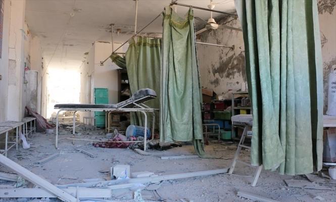 """روسيا تدمر مستشفى في إدلب والنظام يتوعد بـ""""هجمات كاسحة"""""""