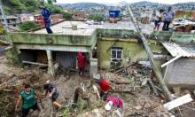 البرازيل: العواصف المطيرة تحصد حياة 46 شخصا