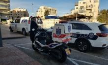 حيفا: إصابة عامل برافعة شوكية