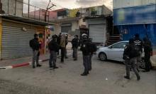 اعتقال 13 عاملا من الضفة في وادي عارة