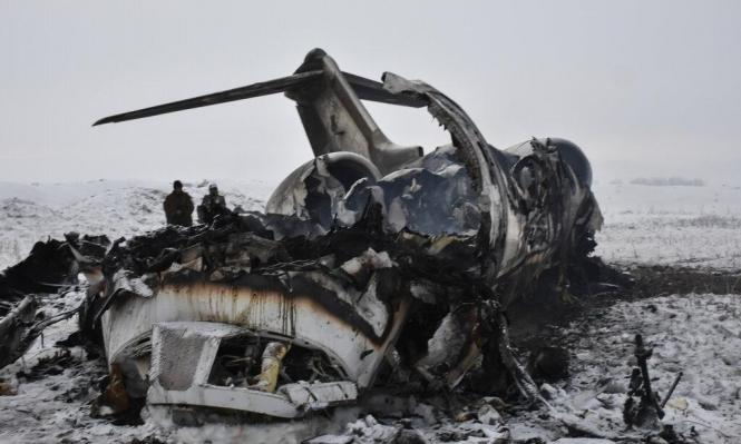 الغموض يخيّم على تحطم الطائرة العسكرية الأميركية في أفغانستان