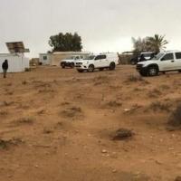 بير هداج: اعتقال 4 شبان تصدوا لإخطارات الهدم والإخلاء