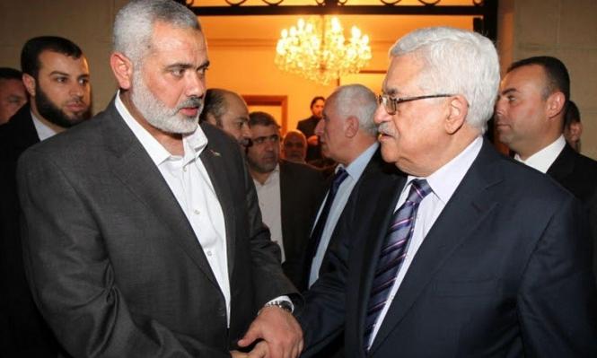 """هنية يتفق مع عباس على التنسيق لمواجهة """"صفقة القرن"""""""