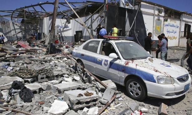 ليبيا: مشروع قرار أممي بمجلس الأمن لوقف إطلاق النار