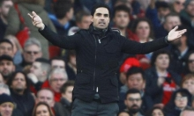 مدرب آرسنال يرد على اهتمام برشلونة بأوباميانغ