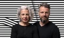 كاميليا جبران وفرنر هاسلر: فضاءات جديدة