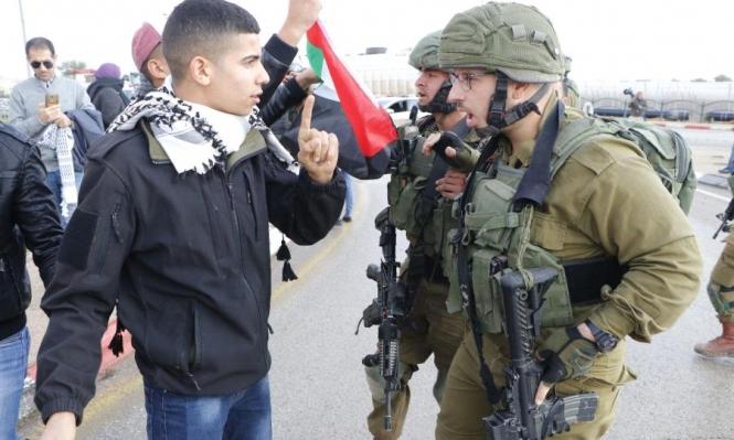 """الاحتلال يقمع الفعاليات الشعبية المنددة بـ""""صفقة القرن"""""""