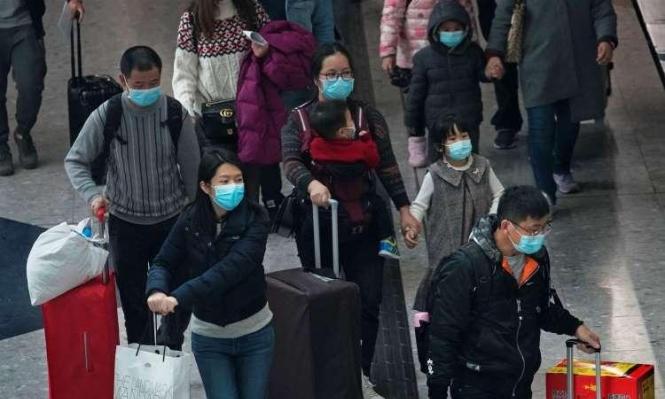 كورونا بالصين: تسجيل 5974 إصابة والوفيات ترتفع إلى 132
