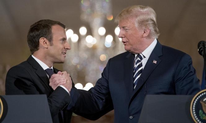 فرنسا والسعوديّة تدعمان حل الدولتين وخيارات الفلسطينيين