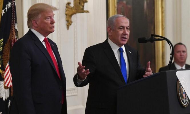 """تحليلات إسرائيلية: """"صفقة القرن"""" ترسخ الأبارتهايد ولا تنقذ نتنياهو"""
