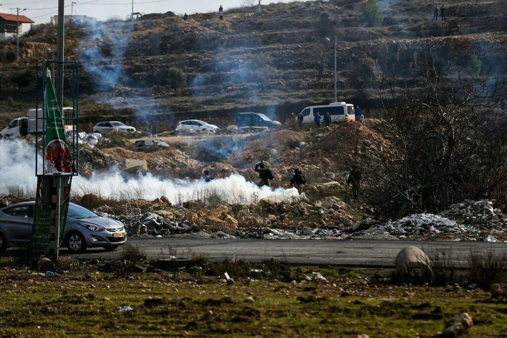 """الضفة: إصابات في قمع الاحتلال للمظاهرات الرافضة لـ""""صفقة القرن"""""""