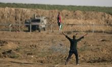 """انفجار بالون مفخخ في """"سديروت"""" وإصابة برج مراقبة للاحتلال"""