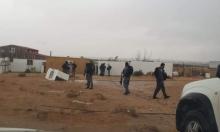 النقب: إقرار نشاطات احتجاجية ضد الهدم واعتداءات الشرطة