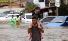 فيضانات في إندونيسيا: تسعة قتلى ومئات في الملاجئ