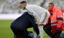 عودة من الإصابة: هازارد يتدرب للمرة الأولى بعد غيابه