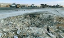 هجوم بقنبلة قرب ساحة التظاهرات في بغداد