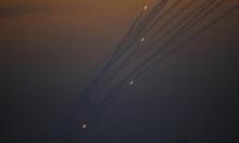 الاحتلال يشن سلسلة غارات على مواقع في غزة