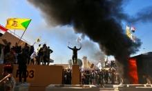 العراق: استهداف قاعدة عسكرية تستضيف أميركيين بـ5 قذائف هاون